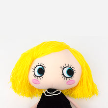 Load image into Gallery viewer, Plushie, E/mary (Black dress) | PLUSH / GOODS | ILEMER