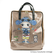 Load image into Gallery viewer, E/mary-Cosutume-vintage| PONPON | POCHETTE / BACKPACKS | ILEMER