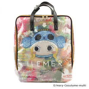 E/mary-Cosutume-Art-multi | PONPON | POCHETTE / BACKPACKS | ILEMER
