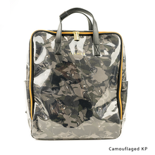 Load image into Gallery viewer, Camouflaged KP | PONPON | POCHETTE / BACKPACKS | ILEMER