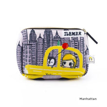 Load image into Gallery viewer, Manhattan | NICONICO | WALLET / POUCH | ILEMER