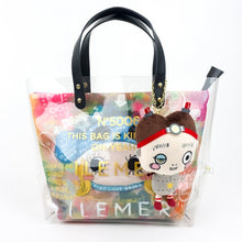 Load image into Gallery viewer, Charm with a plushie-Bricky | PLUSH / GOODS | ILEMER
