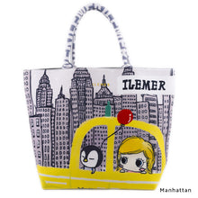 Load image into Gallery viewer, Manhattan | LUNLUN | TOTEBAG | ILEMER