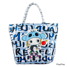 Load image into Gallery viewer, PlayPlay | LUNLUN | TOTEBAG | ILEMER
