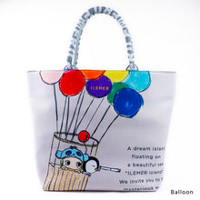 Load image into Gallery viewer, Balloon | LUNLUN | TOTEBAG | ILEMER