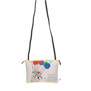 ILEMER Balloons shoulder bag