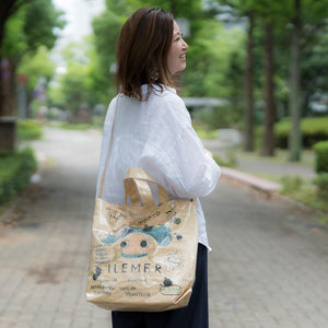 "2way Tote Bag ""TIPTIP"""