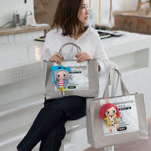 Load image into Gallery viewer, Billie-Billie(Totebags)