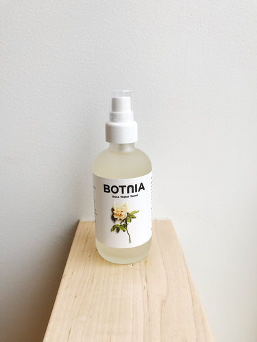 Botnia Rose Water Toner