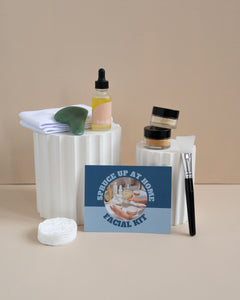Spruce Up At Home Facial Kits