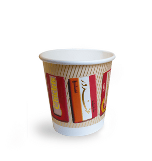 Baby Chiclets Gold Foil | 20 Paper-cups