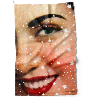 Charm with a Smile | kitchen towel