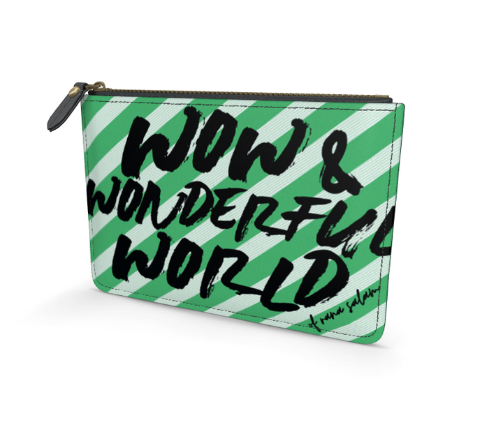 WoW & Wonderfull World | pouch