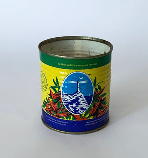 Harisa tin box