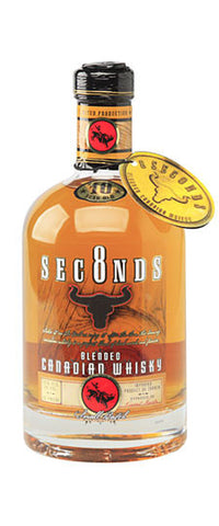 8 Seconds Canadian Whisky