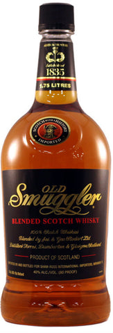 Old Smuggler Blended Scotch