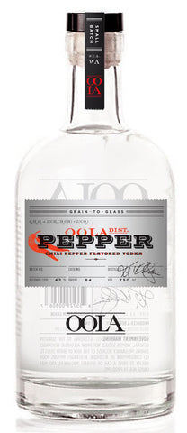 Oola Pepper Vodka
