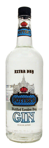 Potter's London Dry Gin
