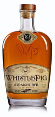 Whistle Pig Rye Whiskey 10 year