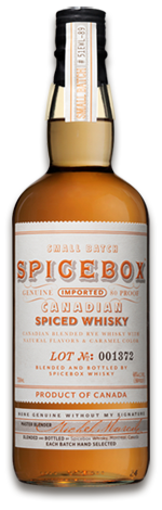 Spicebox Canadian Spiced Whisky