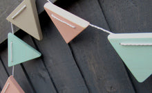 Load image into Gallery viewer, Wooden Bunting