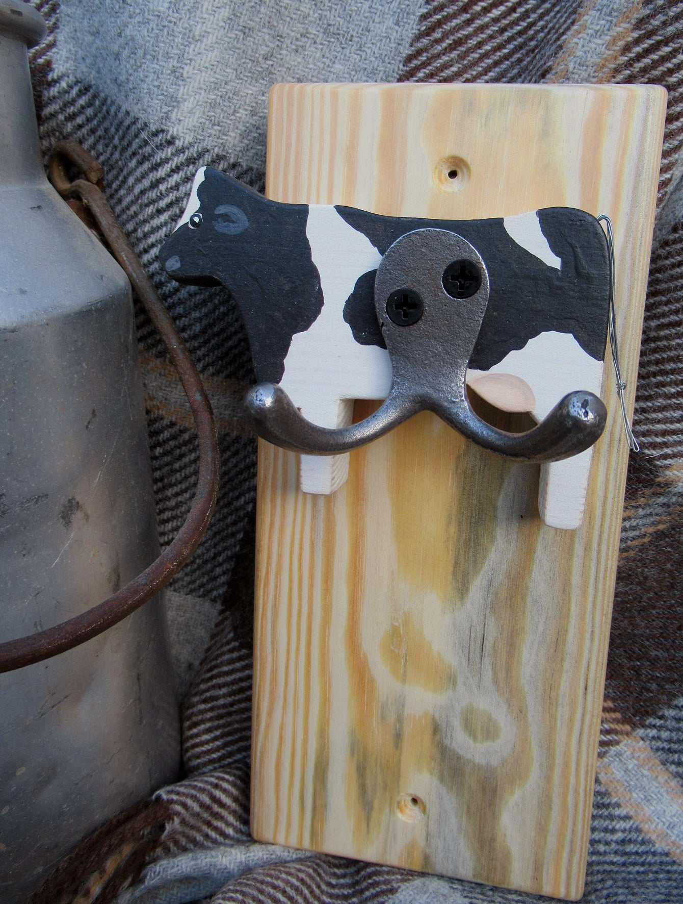 Single Cow Hook