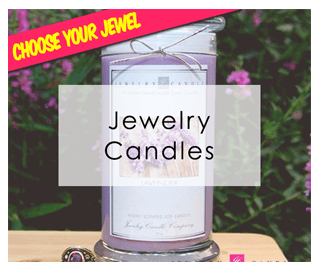 JewelryCandles.com - Find Jewelry IN Candles!