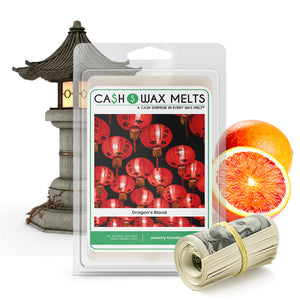Dragon's Blood Cash Wax Melt