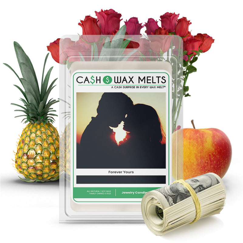 Forever Yours Cash Wax Melt
