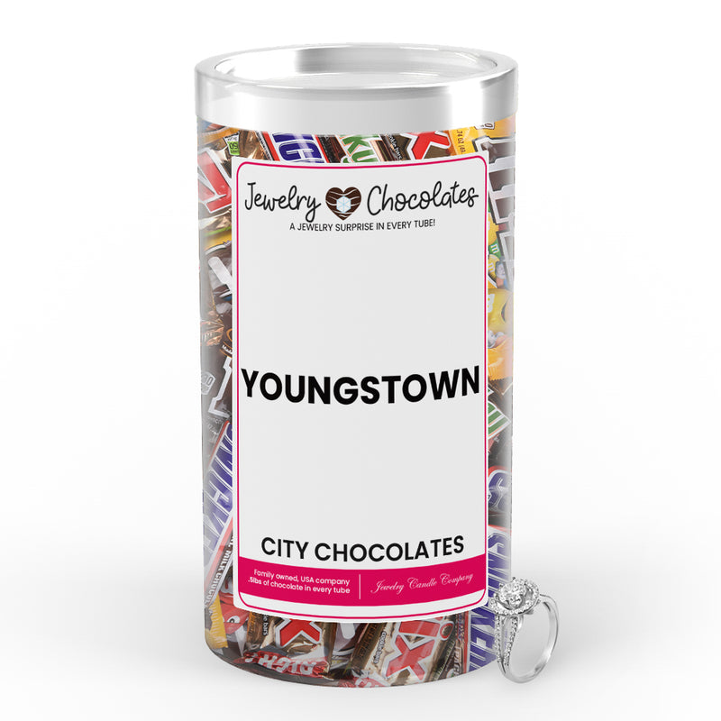 Youngstown City Jewelry Chocolates