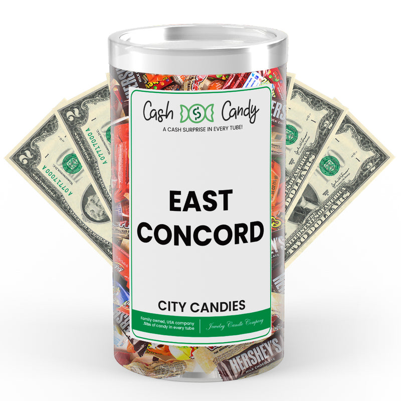 East Concord City Cash Candies