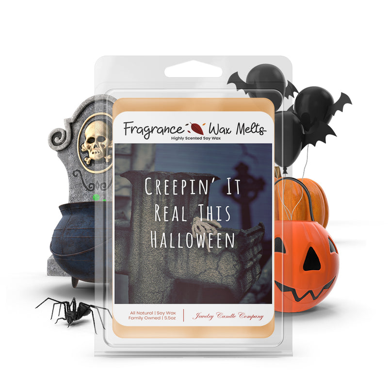Creepin' real this halloween Fragrance Wax Melts
