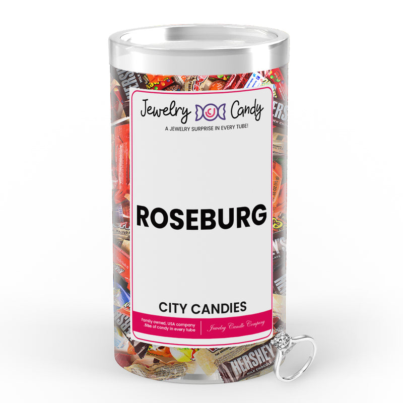 Roseburg City Jewelry Candies
