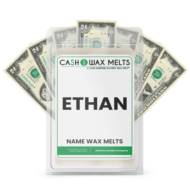 ETHAN Name Cash Wax Melts