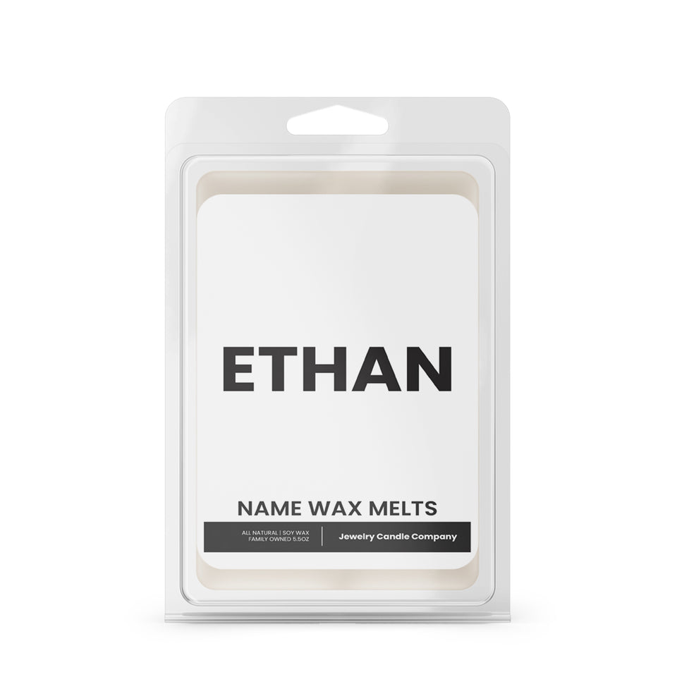ETHAN Name Wax Melts