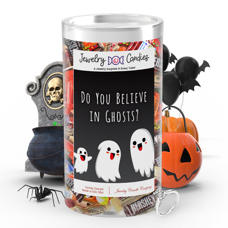 Do you believe in ghosts? Jewelry Candy