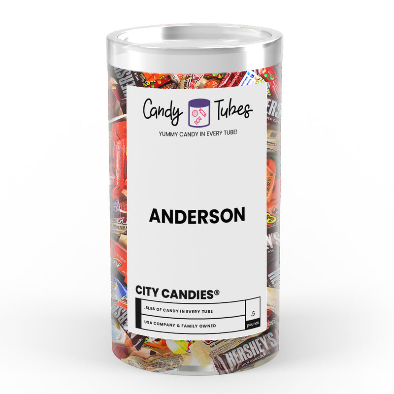 Anderson City Candies