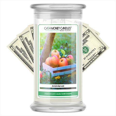 Amish Harvest Cash Money Candles