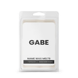 GABE Name Wax Melts