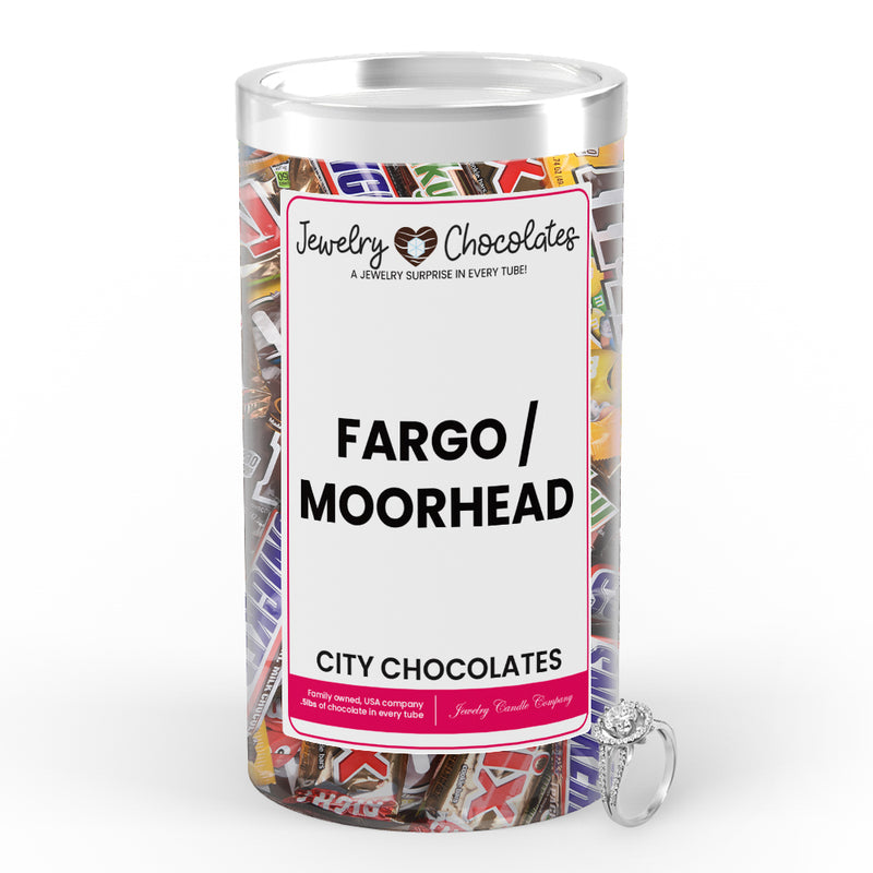 Fargo/Moorhead City Jewelry Chocolates