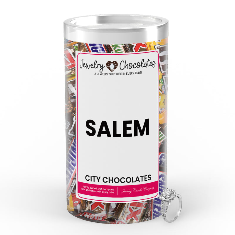 Salem City Jewelry Chocolates