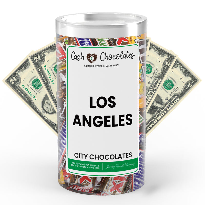 Los Angeles City Cash Chocolates