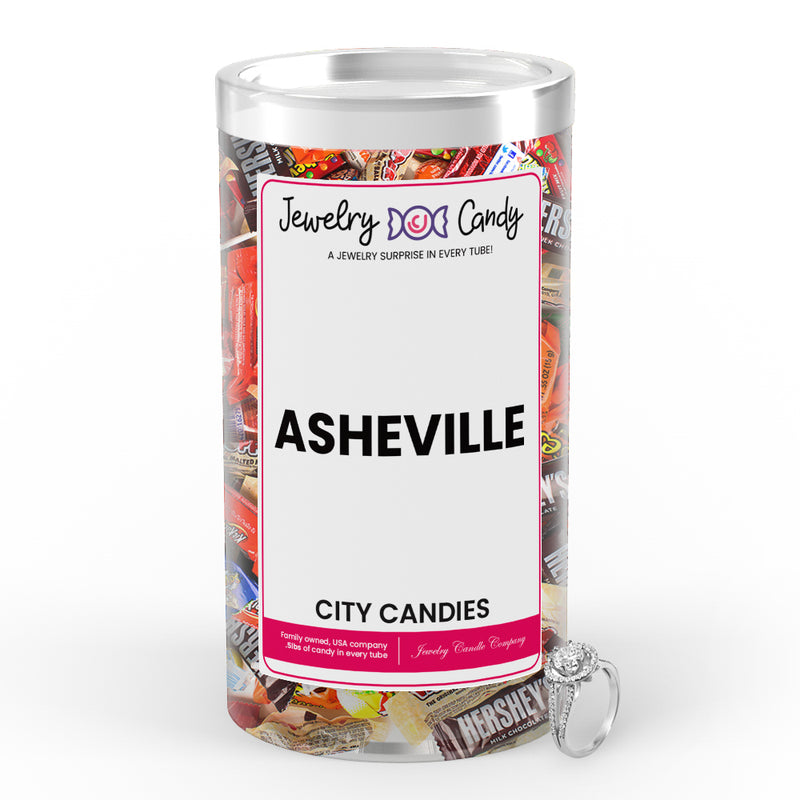 Asheville City Jewelry Candies