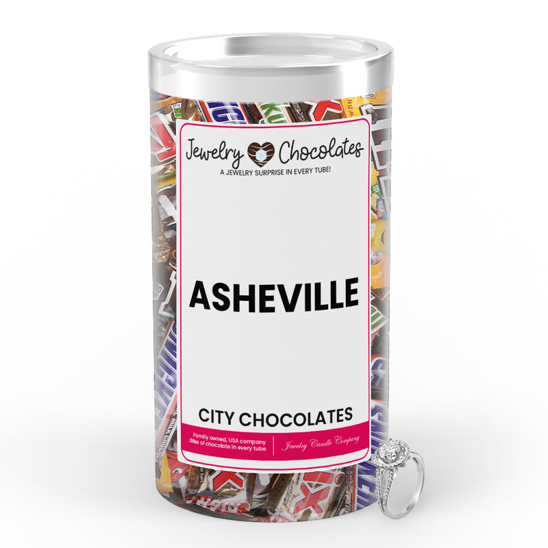Asheville City Jewelry Chocolates