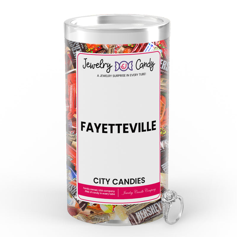 Fayetteville City Jewelry Candies
