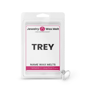 TREY Name Jewelry Wax Melts
