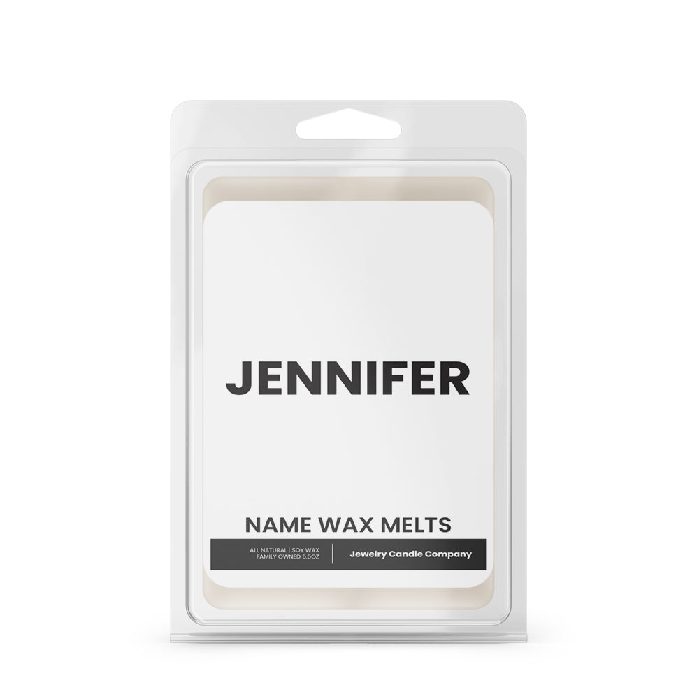 JENNIFER Name Wax Melts