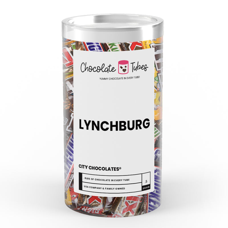 Lynchburg City Chocolates