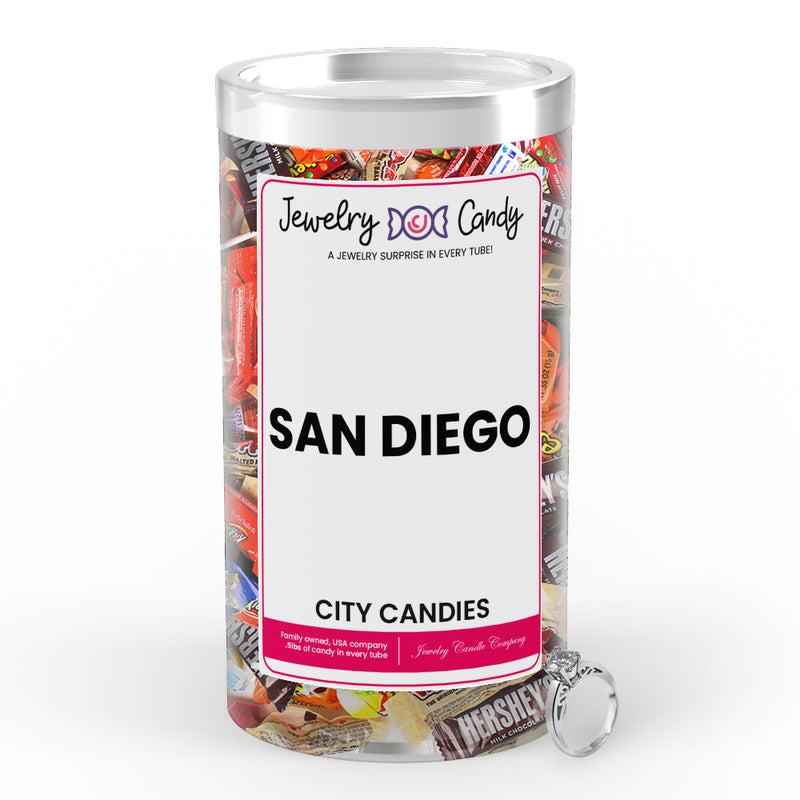 San Diego City Jewelry Candies