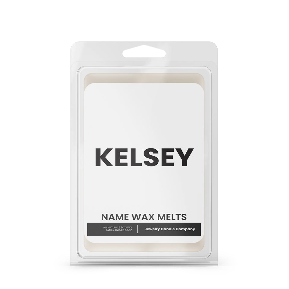 KELSEY Name Wax Melts